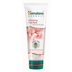 Buy Himalaya Herbals Refreshing Fruit Pack - Nykaa