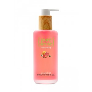 Buy PureSense Body Cleansing Gel - Nykaa