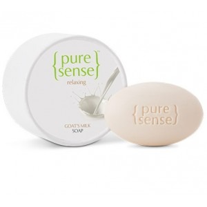 Buy Puresense Goat's Milk Soap - Nykaa