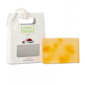 Buy PureSense Saffron Glycerine Soap - Nykaa