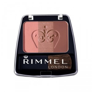Buy Rimmel 3 in1 Multi Tonal Powder Blush - Nykaa