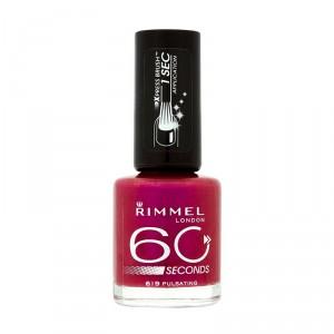 Buy Rimmel 60 Seconds Nail Polish - Nykaa