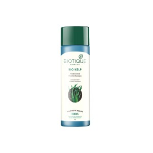 Buy Biotique Bio Kelp Protein Shampoo - Nykaa