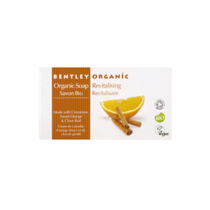 Buy Bentley Organic Revitalising Soap - Nykaa