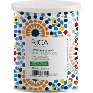 Buy Herbal Rica Liposoluble Wax With Argan Oil  - Nykaa