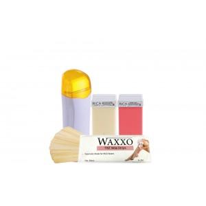 Buy Rica Cartridge Wax Starter Kit - Nykaa