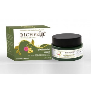 Buy Richfeel Anti Blemish Cream - Nykaa