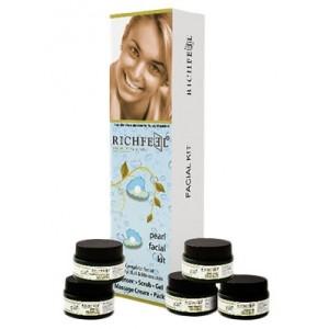Buy Richfeel Pearl Facial Kit  - Nykaa
