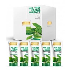 Buy Herbal Richfeel Tea Tree Facial Therapy - Buy 1 Get 1 - Nykaa