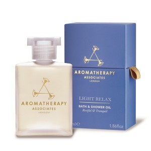 Buy Aromatherapy Associates Light Relax Bath and Shower Oil - Nykaa