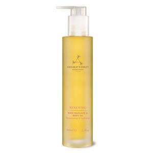 Buy Aromatherapy Associates Renewing Rose Massage and Body Oil - Nykaa