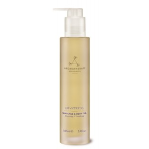 Buy Aromatherapy Associates De-Stress Massage and Body Oil - Nykaa