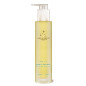 Buy Aromatherapy Associates Revive Massage and Body Oil - Nykaa