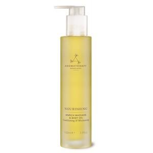 Buy Aromatherapy Associates Nourishing Enrich Massage and Body Oil - Nykaa