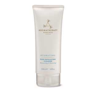 Buy Aromatherapy Associates Hydrating Rose Exfoliating Cleanser - Nykaa