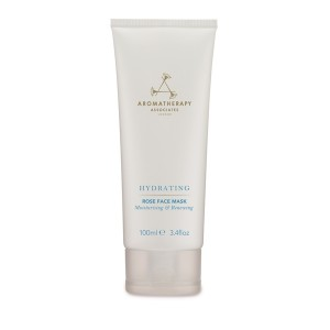 Buy Aromatherapy Associates Hydrating Rose Hydrating Face Mask - Nykaa