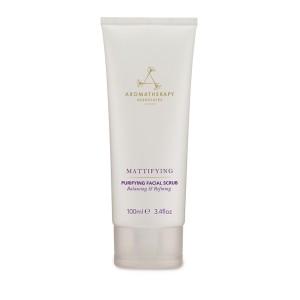 Buy Aromatherapy Associates Mattifying Purifying Facial Scrub - Nykaa