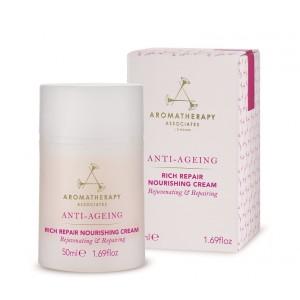 Buy Aromatherapy Associates Anti-Ageing Rich Repair Nourishing Cream - Nykaa