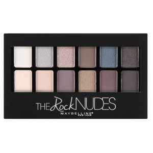 Buy Maybelline New York The Rock Nudes Palette - Nykaa