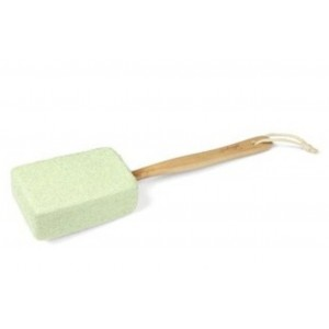 Buy Roots Bamboo Sponge With Wooden Handle - Nykaa