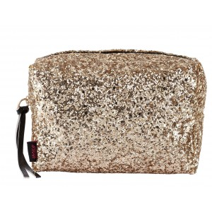 Buy Nykaa Bling It On Pouch - Golden Glimmer - Nykaa