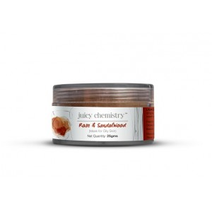 Buy Juicy Chemistry Rose & Sandalwood - Nykaa