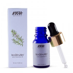 Buy Nykaa Naturals Pure Essential Oil - Rosemary - Nykaa