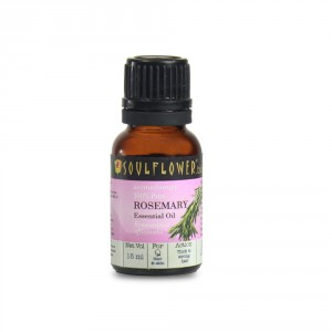 Buy Soulflower Rosemary Essential Oil - Nykaa