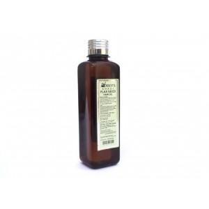 Buy Abeers Khadi Flax Seed Hair Oil - Nykaa