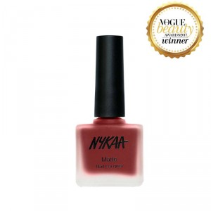 Buy Nykaa Matte Nail Enamel Collection - Nykaa
