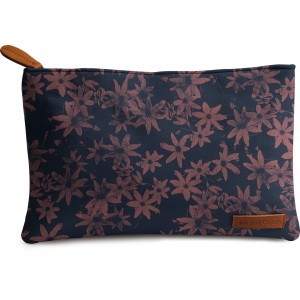 Buy DailyObjects Rusted Flowers Carry-All Pouch Medium - Nykaa