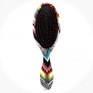 Buy Roots Wotta Brush Aztec Edition Oval Brush - Nykaa