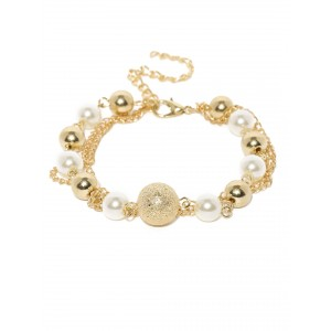 Buy Toniq Stila Gold Anklet - Nykaa