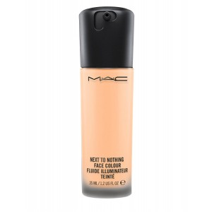 Buy M.A.C Next To Nothing Face Colour Foundation - Nykaa