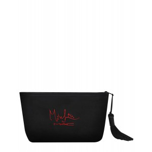 Buy M.A.C Makeup Bag / Ms. Min Liu - Black - Nykaa