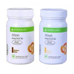 Buy Herbalife Energy Drink Combo - Cinnamon & Lemon - Nykaa