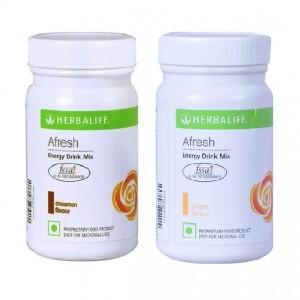 Buy Herbalife Energy Drink Combo - Cinnamon & Ginger - Nykaa