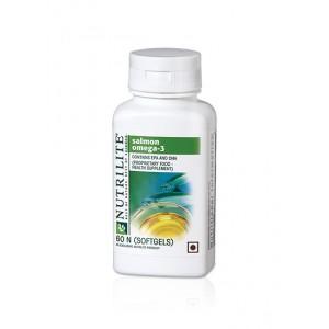 Buy Amway Nutrilite Salmon Omega-3 (60 Softgels) - Nykaa