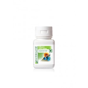 Buy Amway Nutrilite Bilberry with Lutein - 60 tablets - Nykaa