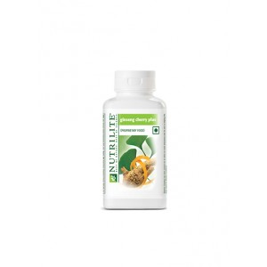 Buy Amway Nutrilite Ginseng Cherry Plus - Nykaa