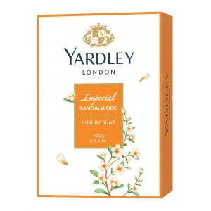 Buy Yardley Sandalwood Soap - Nykaa