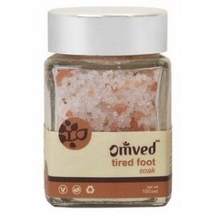 Buy Omved Tired Foot Soak - Nykaa