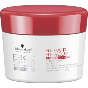 Buy Schwarzkopf BC Bonacure Repair Rescue Reversilane Treatment Masque - Nykaa