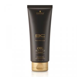Buy Schwarzkopf BC Oil Miracle Shampoo - Nykaa
