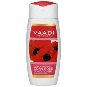 Buy Vaadi Herbals Corn Rose Conditioner With Hibiscus Extract - Nykaa