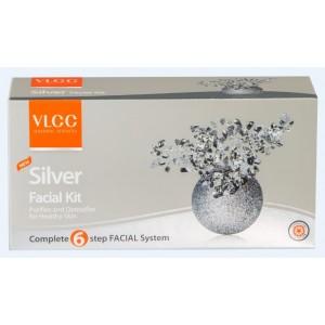Buy VLCC Silver Single Facial Kit - Nykaa