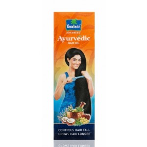 Buy Parachute Advansed Ayurvedic Hair Oil - Nykaa