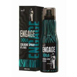 Buy Engage XX4 Cologne Spray For Men - Nykaa