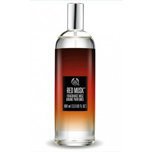 Buy The Body Shop Red Musk Fragrance Mist - Nykaa