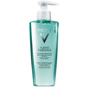 Buy Vichy Purete Thermale Fresh Cleansing Gel - Nykaa